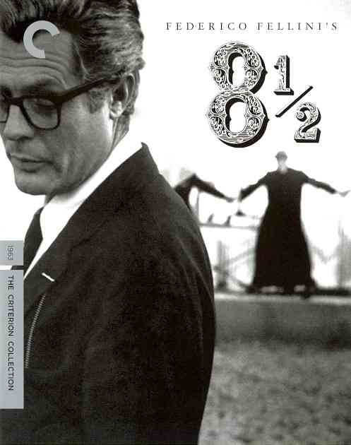 8.5 BY MASTROIANNI,MARCELL (Blu-Ray)